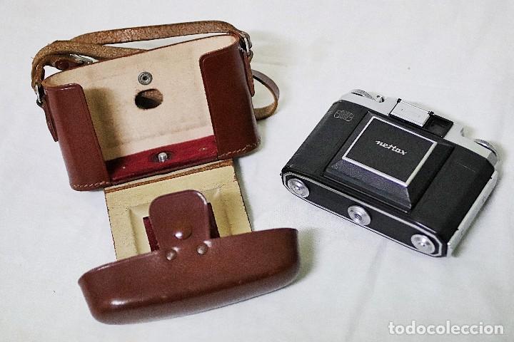 Cámara de fotos: Cámara clásica vintage de la marca Zeiss Ikon de la versión Nettax. - Foto 6 - 109154267
