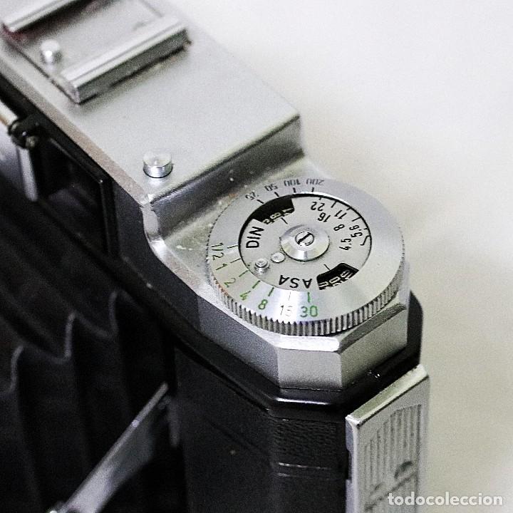Cámara de fotos: Cámara clásica vintage de la marca Zeiss Ikon de la versión Nettax. - Foto 8 - 109154267