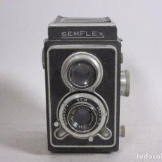 Cámara de fotos: CAMARA BOX SEMFLEX CON DOBLE FOCO FX. Lote 109438579