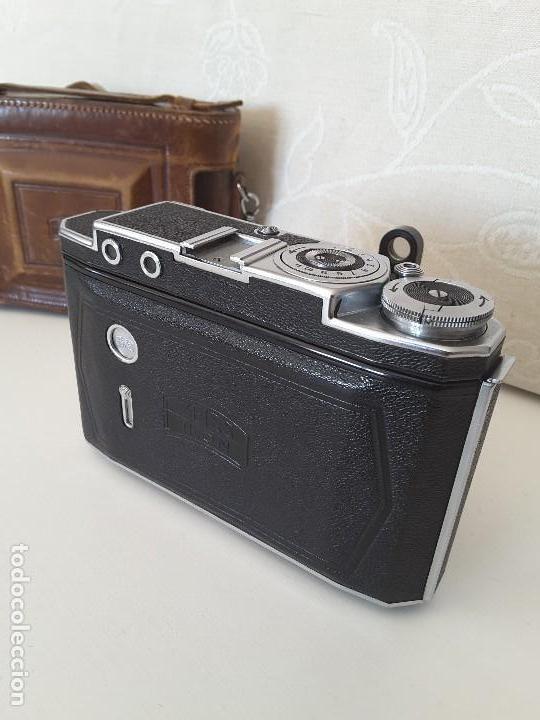 Cámara de fotos: Zeiss Ikon Super Ikonta de 1936. Excepcional estado. - Foto 4 - 109824195