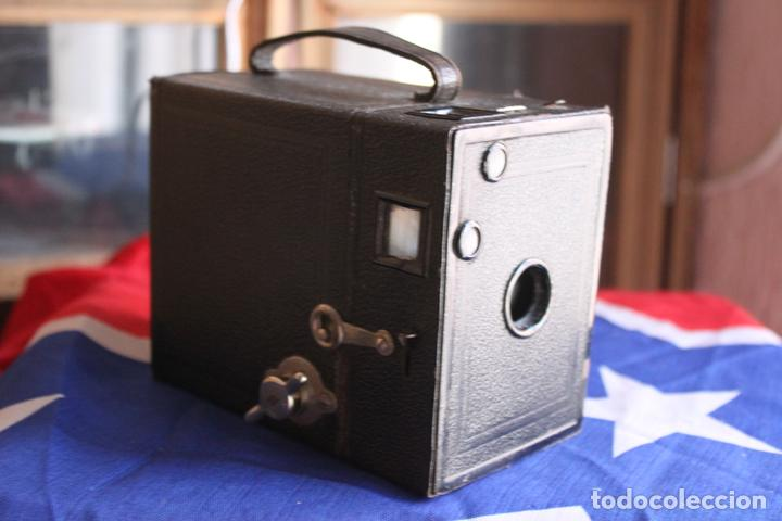 BOX (KODAK?) 120 (Cámaras Fotográficas - Antiguas (hasta 1950))