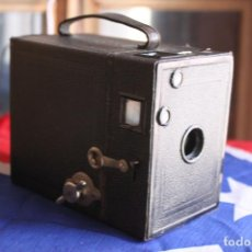 Cámara de fotos: BOX (KODAK?) 120. Lote 110884575