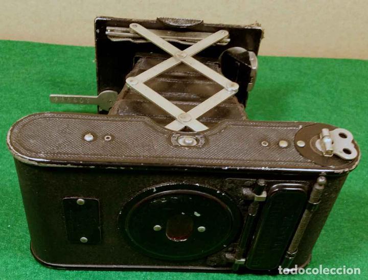 Cámara de fotos: KODAK VEST POCKET AUTOGRAPHIC MODELO G - Foto 4 - 110884891