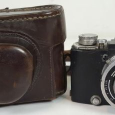 Cámara de fotos: CÁMARA DE FOTOS. REYNA ANASTIGMAT CROSS I. FRANCIA. CIRCA 1940. . Lote 111982875