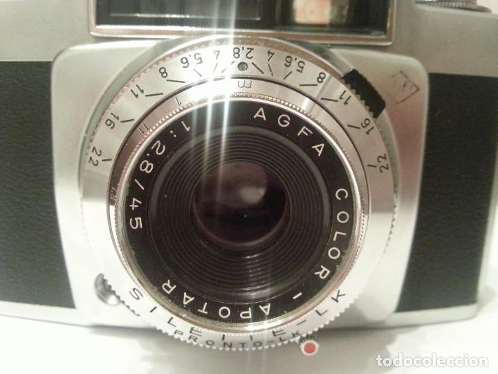 Cámara de fotos: AGFA SILETTE LK DE FOTÓMETRO - Foto 13 - 112065343