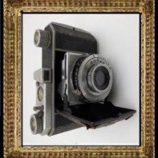 Cámara de fotos: CÁMARA DE FUELLE KODAK (PARA RESTAURAR). Lote 112217523
