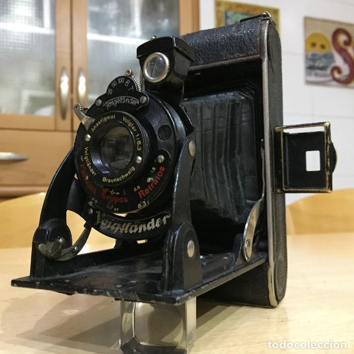 Cámara de fotos: CAMARA DE FUELLE VOIGTLANDER - Foto 2 - 112220771