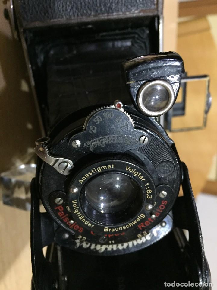 Cámara de fotos: CAMARA DE FUELLE VOIGTLANDER - Foto 6 - 112220771