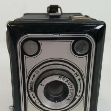 Cámara de fotos: CAMARA FOTOGRAFICA. BRAUN IMPERIAL. FORMATO 6 X 6 . ALEMANIA. 1951. . Lote 112225259