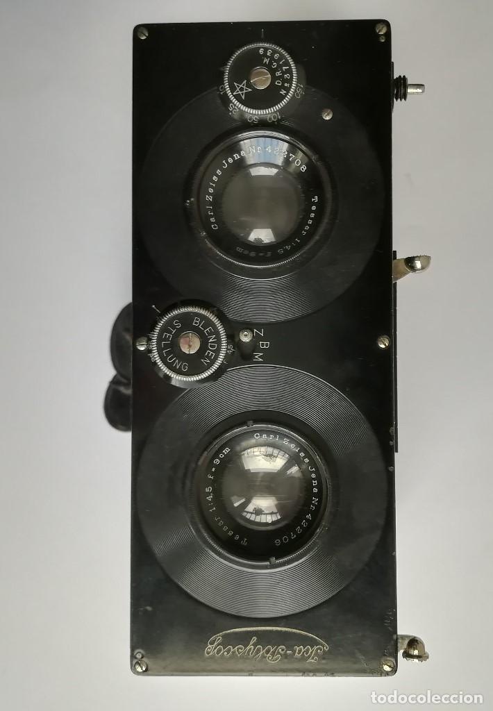 Cámara de fotos: Camara fotografica Yca-Polyscop con estuche original y 127 placas en cristal aprox.Tal como se ve - Foto 2 - 112779803