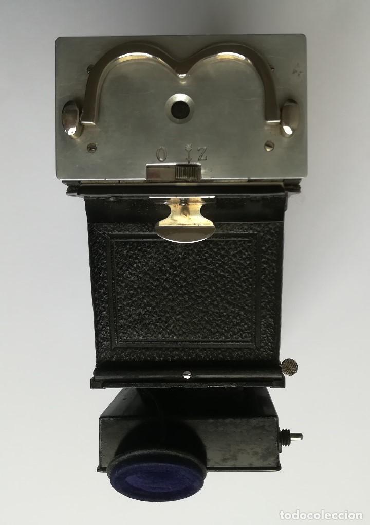 Cámara de fotos: Camara fotografica Yca-Polyscop con estuche original y 127 placas en cristal aprox.Tal como se ve - Foto 3 - 112779803