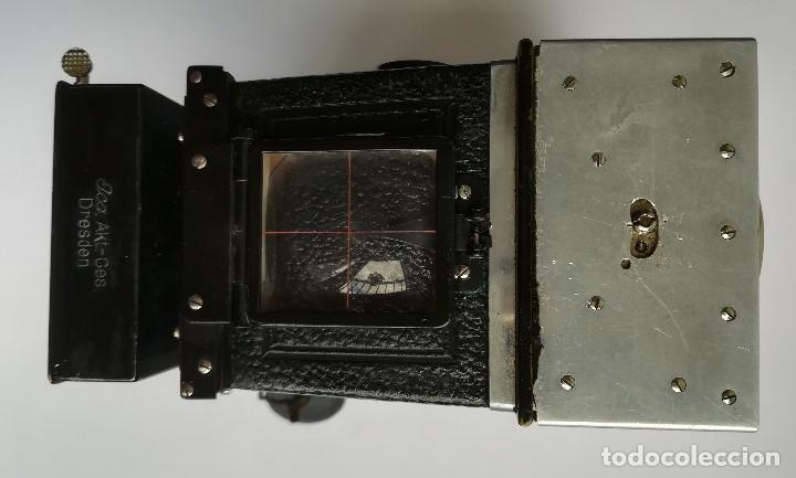 Cámara de fotos: Camara fotografica Yca-Polyscop con estuche original y 127 placas en cristal aprox.Tal como se ve - Foto 5 - 112779803