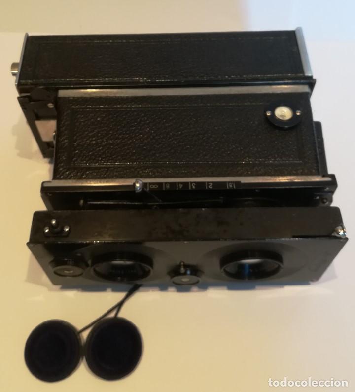 Cámara de fotos: Camara fotografica Yca-Polyscop con estuche original y 127 placas en cristal aprox.Tal como se ve - Foto 7 - 112779803