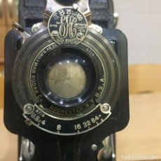 Cámara de fotos: KODAK 1 - A JUNIOR. Lote 113555763