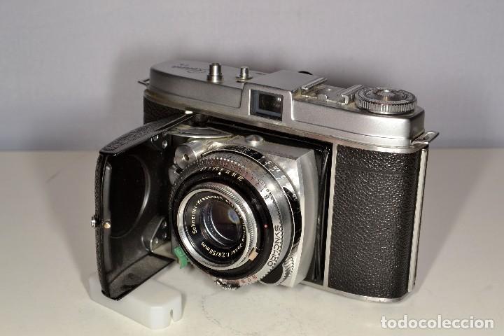 Cámara de fotos: CAMARA KODAK RETINA Ib - RETINA XENAR F 2,8/50 - REF. 1584 - Foto 2 - 114240851