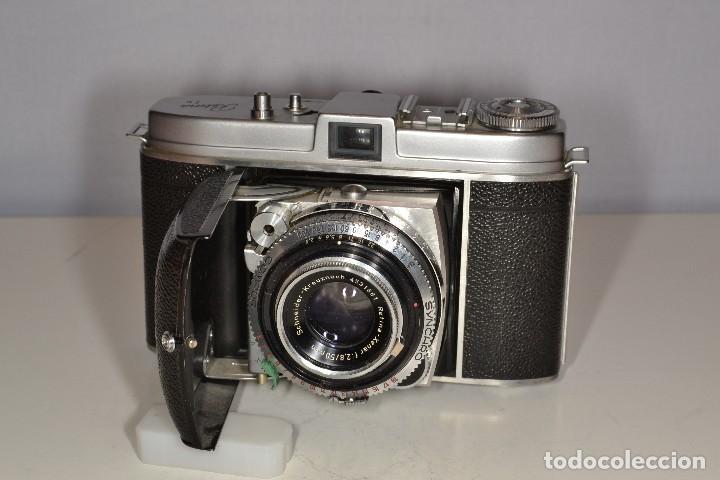 Cámara de fotos: CAMARA KODAK RETINA Ib - RETINA XENAR F 2,8/50 - REF. 1584 - Foto 4 - 114240851