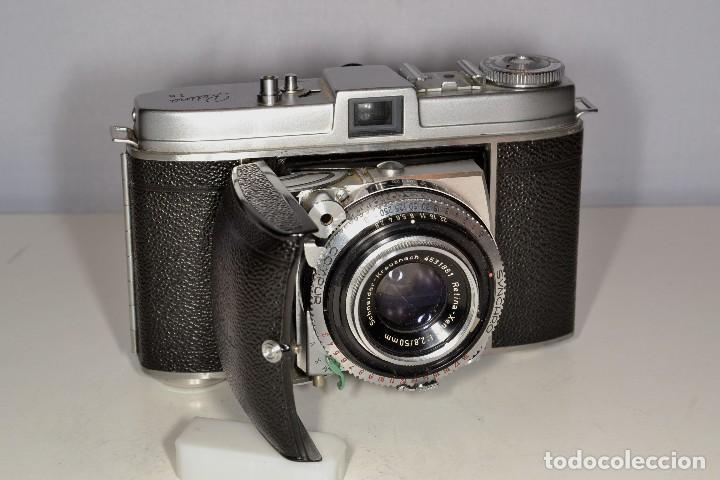 Cámara de fotos: CAMARA KODAK RETINA Ib - RETINA XENAR F 2,8/50 - REF. 1584 - Foto 5 - 114240851
