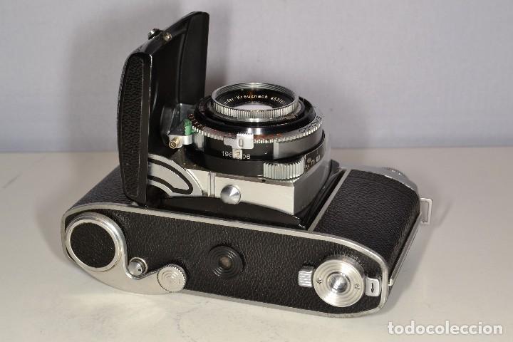 Cámara de fotos: CAMARA KODAK RETINA Ib - RETINA XENAR F 2,8/50 - REF. 1584 - Foto 7 - 114240851