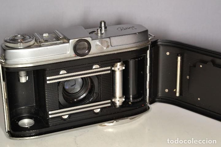 Cámara de fotos: CAMARA KODAK RETINA Ib - RETINA XENAR F 2,8/50 - REF. 1584 - Foto 9 - 114240851