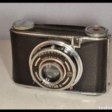 Cámara de fotos: CAMARA PUCK - AGC CON PRONTOR II - REF. 1591. Lote 114322803