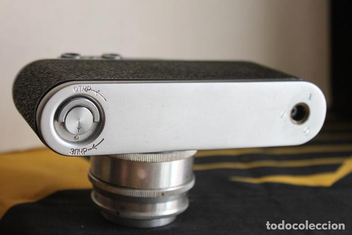 Cámara de fotos: Zorki I + Industar 5 cm F:3,5 - Foto 4 - 114656155