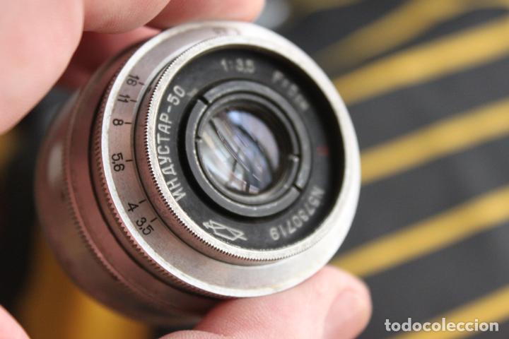 Cámara de fotos: Zorki I + Industar 5 cm F:3,5 - Foto 6 - 114656155