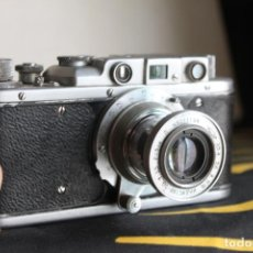 Fotokamera - Zorki I + Objetivo Industar 5 cms F:3,5 - 114696099