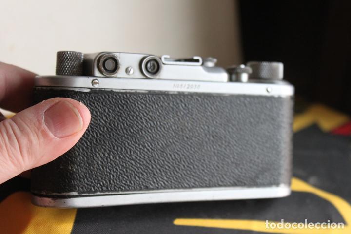 Cámara de fotos: Zorki I + Objetivo Industar 5 cms F:3,5 - Foto 3 - 114696099