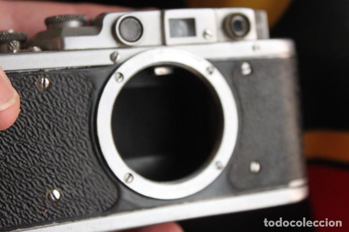 Cámara de fotos: Zorki I + Objetivo Industar 5 cms F:3,5 - Foto 5 - 114696099