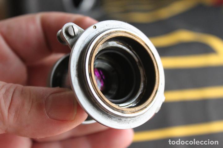 Cámara de fotos: Zorki I + Objetivo Industar 5 cms F:3,5 - Foto 6 - 114696099