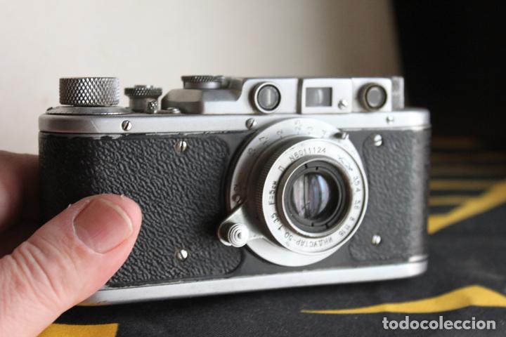 Cámara de fotos: Zorki I + Objetivo Industar 5 cms F:3,5 - Foto 7 - 114696099