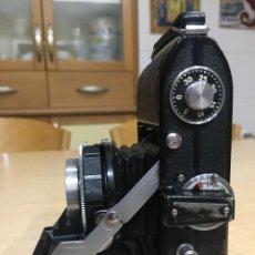 Cámara de fotos: BELTICA OBJETIVO ZEISS TESSAR 3.5/50MM. Lote 114750019