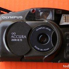 Cámara de fotos: CÁMARA FOTOGRÁFICA, OLYMPUS . Lote 116186599