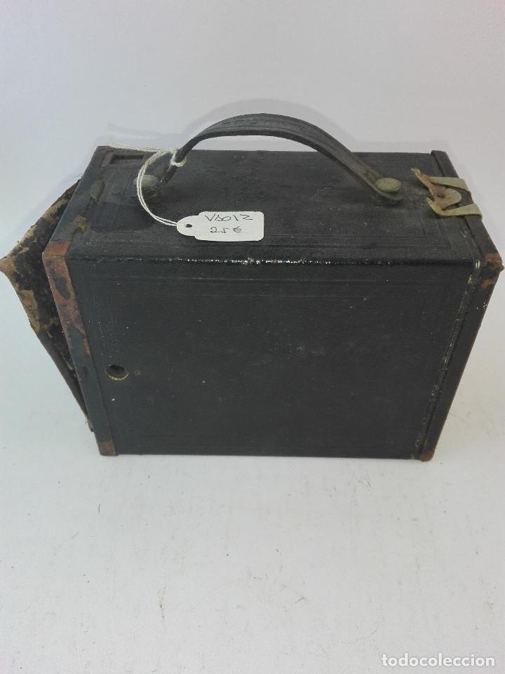 CAMARA DE FOTOS BROWNIE, MADE IN USA (Cámaras Fotográficas - Antiguas (hasta 1950))