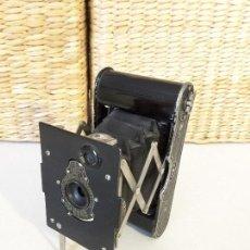 Cámara de fotos: KODAK VEST POCKET AUTOGRAPHIC DE 1916. Lote 116453583