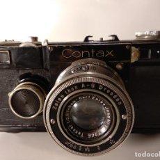 Cámara de fotos: CÁMARA ZEISS ICON CONTAX 1 - SIN EL SEGUNDO NÚMERO DE REPARACIÓN. Lote 116478763