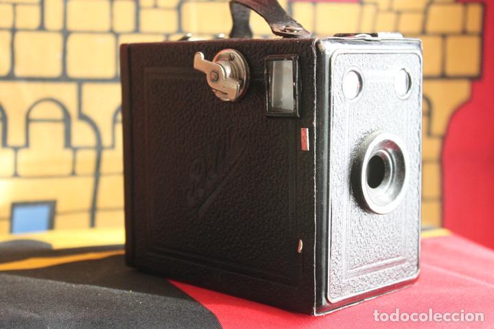 CÁMARA BALDA POKA (BOX) (Cámaras Fotográficas - Antiguas (hasta 1950))