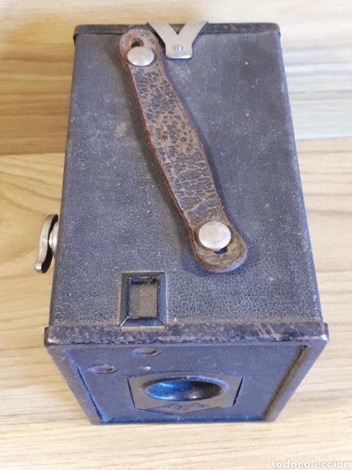 Cámara de fotos: Camara de fotografiar de cajon Agfa box - Foto 6 - 116915962