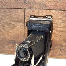 Cámara de fotos: ZEISS IKON SIMPLEX, 1928, ESTADO DE MUSEO.. Lote 117312151