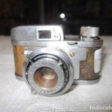 Cámara de fotos: PEQUEÑA CÁMARA DE FOTOS RUBIX 16 MM. FILM. 6 X 4 CMS.. Lote 118075827