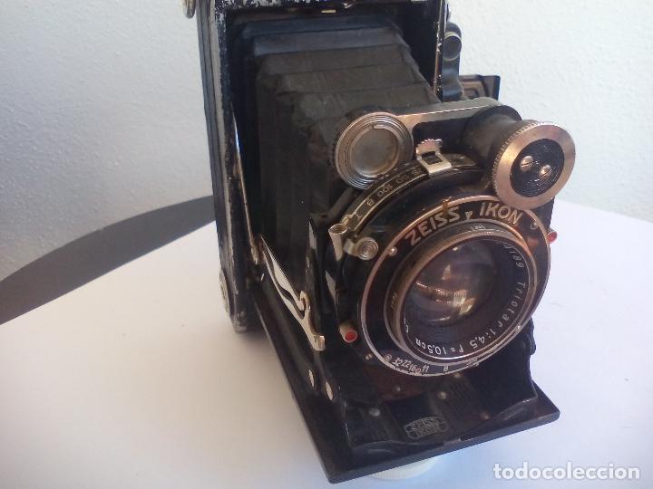 ZEISS IKON SUPER IKONTA 530/2. CÁMARA FOTOGRÁFICA. (Cámaras Fotográficas - Antiguas (hasta 1950))