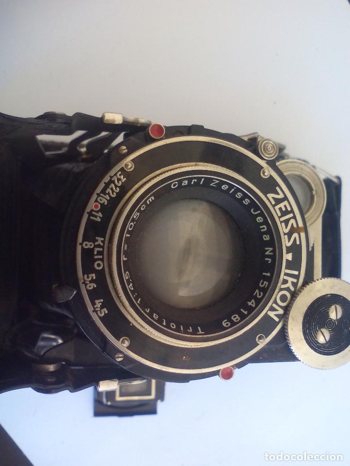 Cámara de fotos: ZEISS IKON SUPER IKONTA 530/2. cámara fotográfica. - Foto 6 - 118142947