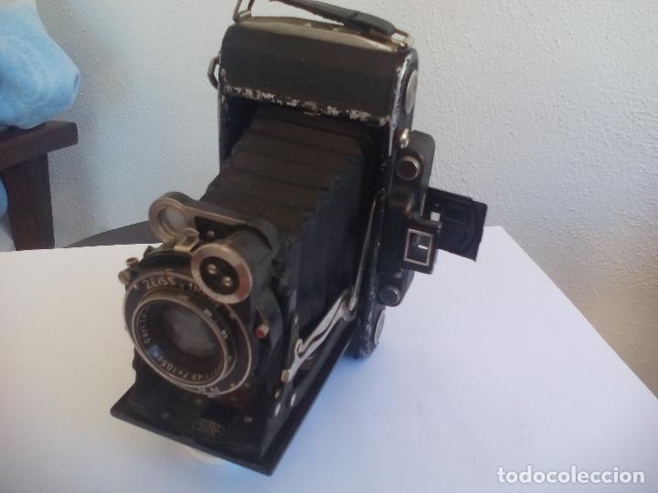 Cámara de fotos: ZEISS IKON SUPER IKONTA 530/2. cámara fotográfica. - Foto 17 - 118142947