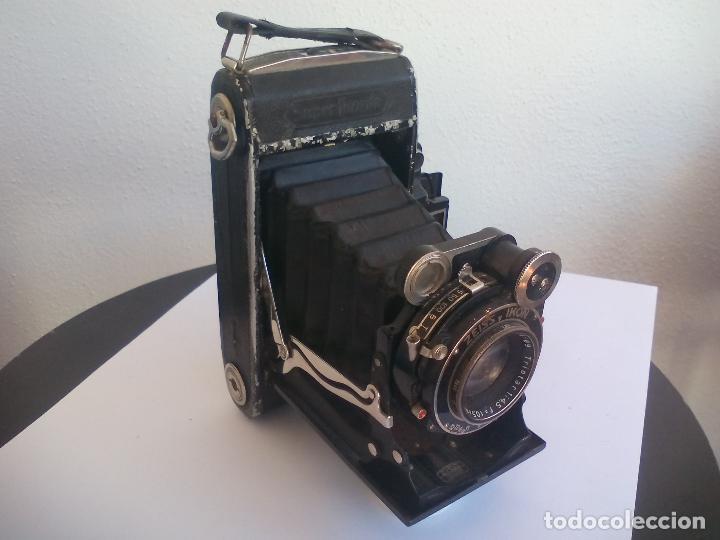 Cámara de fotos: ZEISS IKON SUPER IKONTA 530/2. cámara fotográfica. - Foto 18 - 118142947