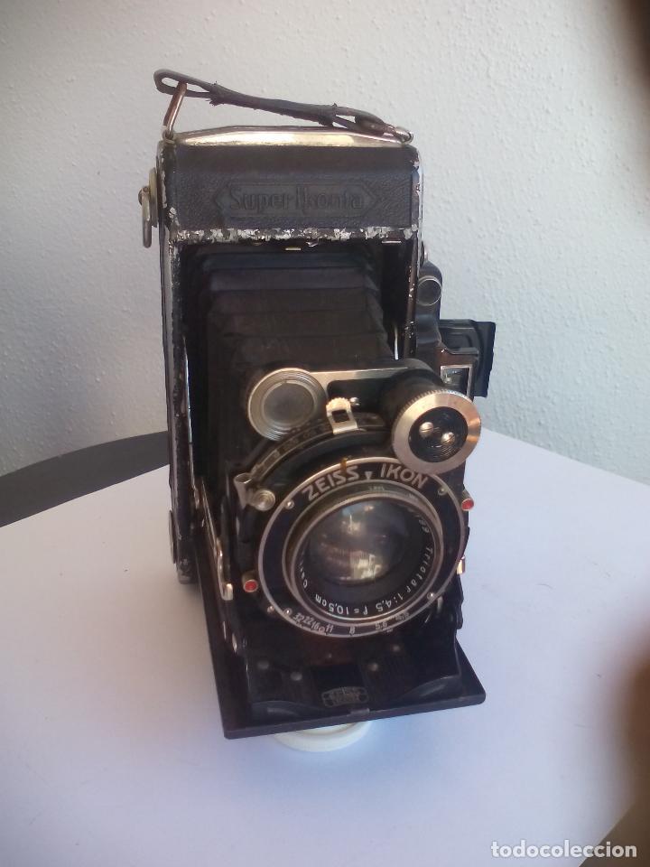 Cámara de fotos: ZEISS IKON SUPER IKONTA 530/2. cámara fotográfica. - Foto 20 - 118142947