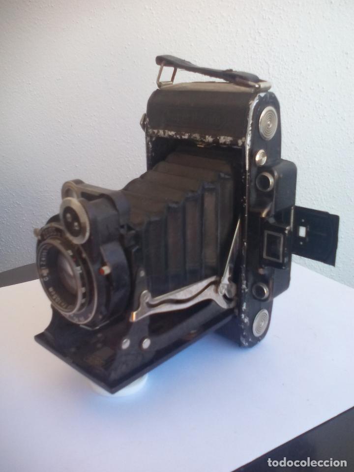 Cámara de fotos: ZEISS IKON SUPER IKONTA 530/2. cámara fotográfica. - Foto 21 - 118142947
