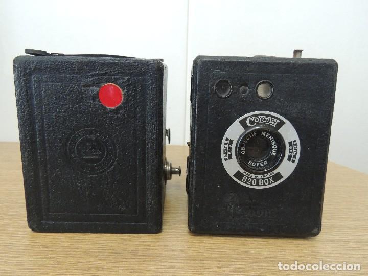 Cámara de fotos: CAMARA CORONET B20BOX - Foto 8 - 118174227