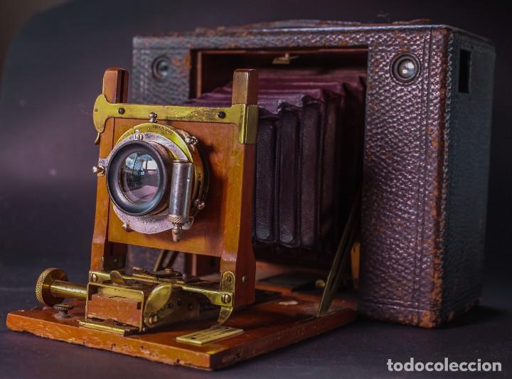 KODAK CARTRIDGE Nº 4.EXCELENTE. PARA COLECCIONISTAS. NO TESTEADA (Cámaras Fotográficas - Antiguas (hasta 1950))