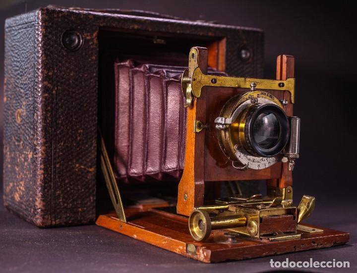 Cámara de fotos: Kodak Cartridge Nº 4.Excelente. Para coleccionistas. No testeada - Foto 3 - 118360495