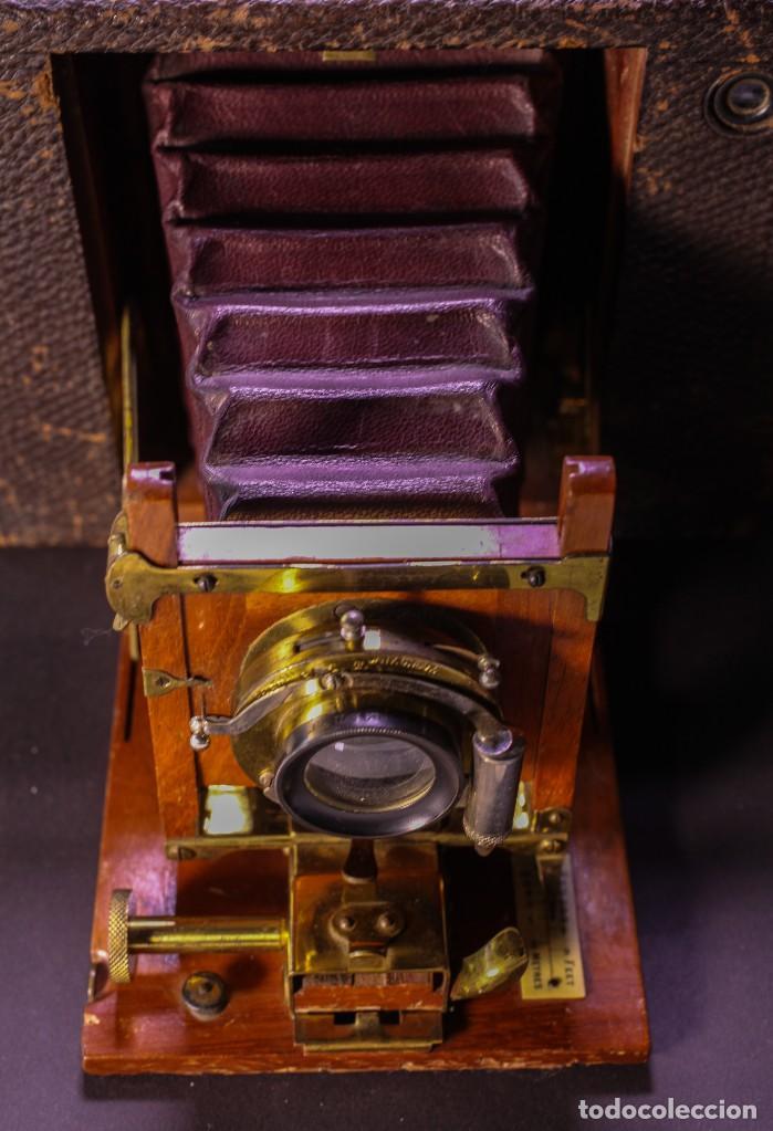 Cámara de fotos: Kodak Cartridge Nº 4.Excelente. Para coleccionistas. No testeada - Foto 4 - 118360495